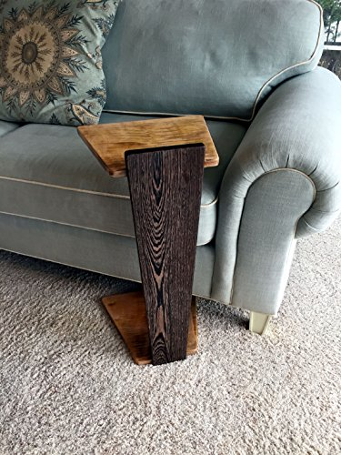 Wenge Cocktail Table (Perching Table - Wenge & Curly Maple)