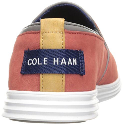 Cole Haan Women's Ella Grand 2gore Slip-on Loafer New Mineral Red/Ironstone eT60REY2z