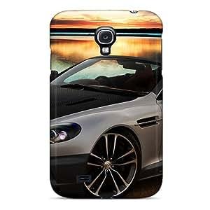 EwP4597yduw Case Cover Aston Martin Db9 Cabrio Galaxy S4 Protective Case