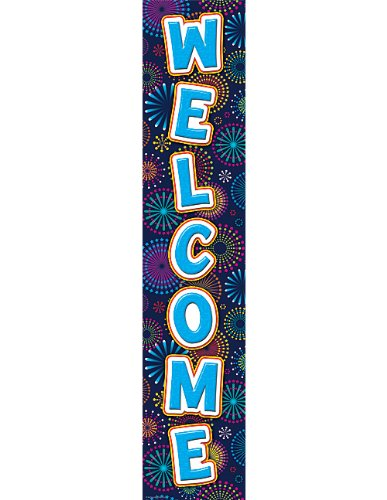 - Teacher Created Resources Fireworks Welcome Banner
