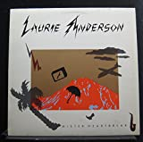 Laurie Anderson - Mister Heartbreak - Lp Vinyl Record
