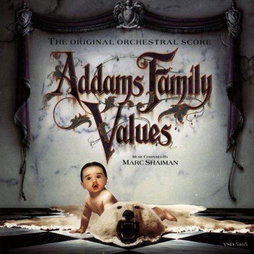 Addams Family Values: Original Soundtrack [SOUNDTRACK] (1993-12-06)