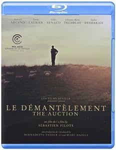 The Auction / Le Demantelement [Blu-ray] (Bilingual)