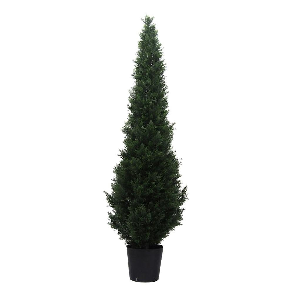 Vickerman TP170684 Everyday Cedar Tree by Vickerman