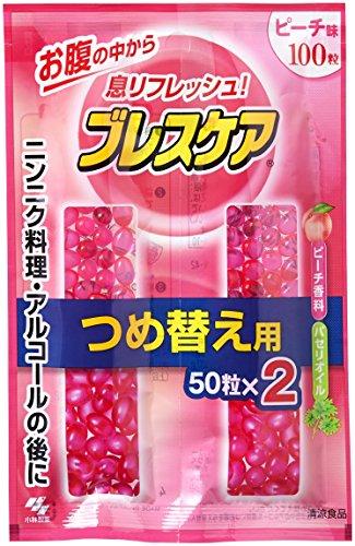 100 Seeds Glue Breath Peach Nail (Care Peach)