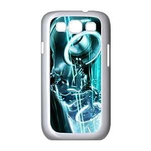 garrett hedlund as sam flynn tron legacy Samsung Galaxy S3 9300 Cell Phone Case White Custom Made pp7gy_3364381