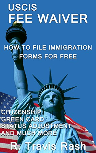 Amazon Uscis Fee Waiver How To File Immigration Forms For Free