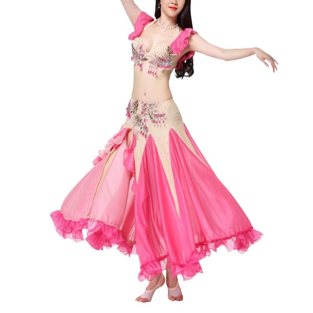 c8111009f5cd Bangxiu-Belly Dance Disfraz de Danza del Vientre Traje de Danza del ...