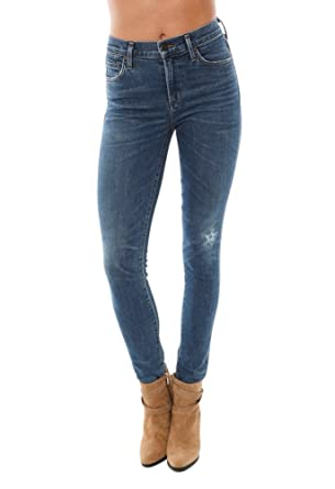 595e8f599523f Citizens of Humanity Women s Rocket High Rise Skinny Jeans - Blue - 29   Amazon.co.uk  Clothing