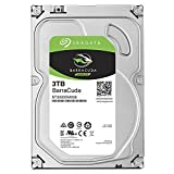 Seagate BarraCuda 3TB 3.5-Inch SATA 6 Gb/s Internal Hard Drive (ST3000DM008)