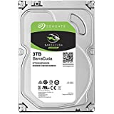 "Seagate HD Interno Barracuda, 3Tb, SATA III, 6Gb/S, 64 MB, 3. 5"", 7200 Rpm Desktop, Prata"