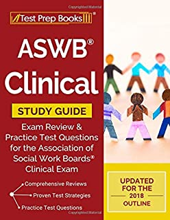 Aswb clinical study guide: exam review practice test questions for ….
