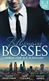 img - for Hired For His Pleasure: The Talk of Hollywood / Keeping Her Up All Night / Buttoned-Up Secretary, British Boss by Carole Mortimer (2016-05-05) book / textbook / text book
