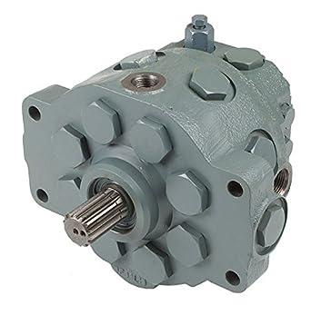 Hydraulic Pump: Hydraulic Pump John Deere 4020 on