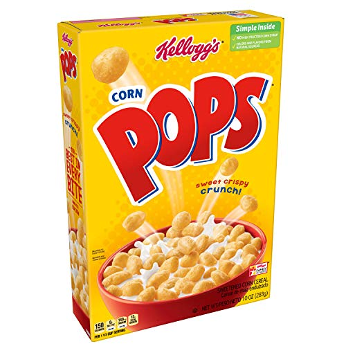 🥇 Kellogg's Corn Pops