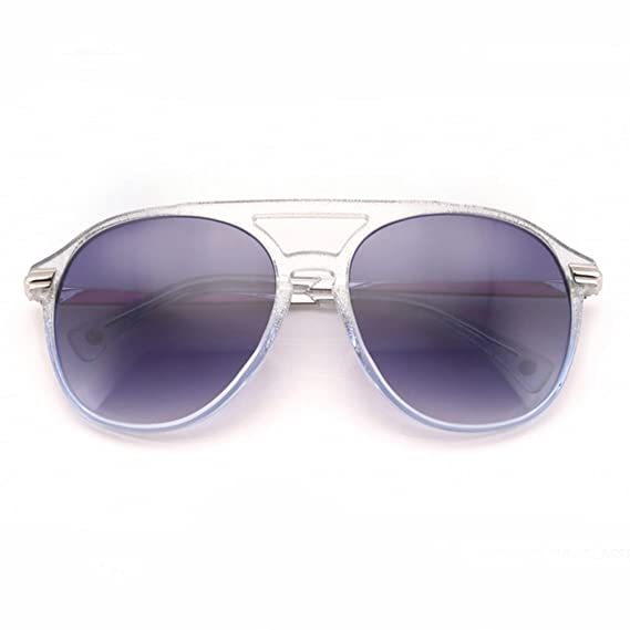 d5b9797ec2 Wildfox Baroness Sunglasses in Crystal Cove Blue Gradient EAMBAR000 CCGS 58 Blue  Gradient