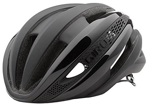 Giro Synthe Helmet, Matte Black, Medium For Sale