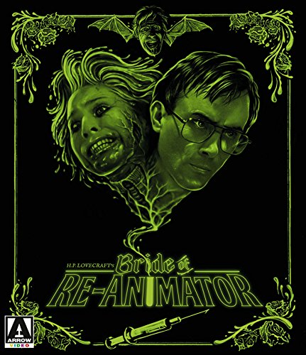 Bride of Re-Animator (Director Approved 3-Disc Limited Edition) [Blu-ray + DVD] by Arrow Video