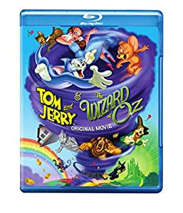 Tom and Jerry & The Wizard of Oz [Blu-ray]