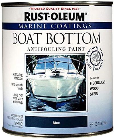 Marine Flat Boat Bottom Antifouling Paint [Rust-Oleum] Picture