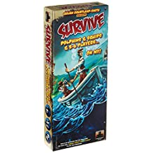 Stronghold Games Survive: Dolphins and Squids and 5-6 Players... Oh My!