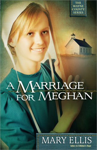A Marriage for Meghan (The Wayne County -