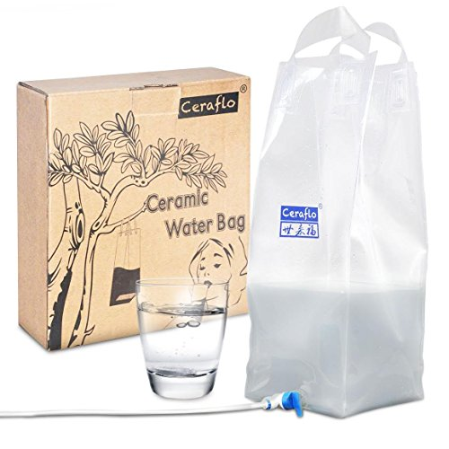 TOTAL-SURVIVAL-Ceramic-Water-Filter-Bag-to-Purify-Water-Water-Filter-for-Camping-Hiking-6-Liter-Capacity