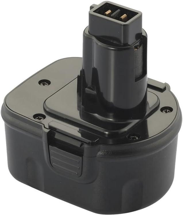 Batería [ Ni-Mh; 3000mAh; 12V ] para BLACK & DECKER HP331K2, MT1203B, PS12VK, PS12VK2, PS3500, PS3550K - DEWALT BSA12K, BSA50, BSA52, DW907, DW927K2, DW952, DW953, DW956, DW980, DW930, DW930K, DW9