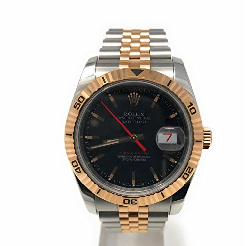 Rolex Datejust swiss-automatic mens Watch 116261 (Certified Pre-owned) (Watches For Men Rolex Authentic)