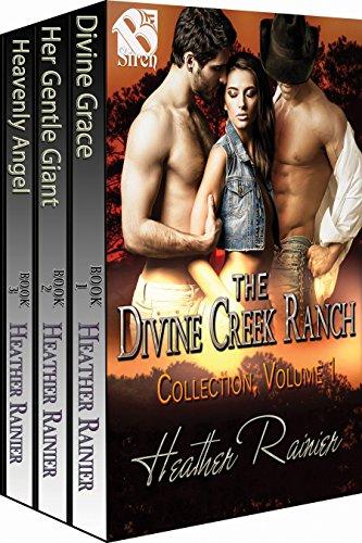 The Divine Creek Ranch Collection, Volume 1 [Box Set 37] (Siren Publishing Menage Everlasting)