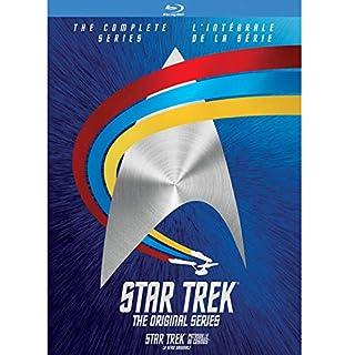 Star Trek: The Original Series: The Complete Series [Blu-ray] (Bilingual) (B01CJX3WGE)   Amazon Products