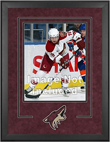 - Phoenix Coyotes Deluxe 16x20 Vertical Photograph Frame