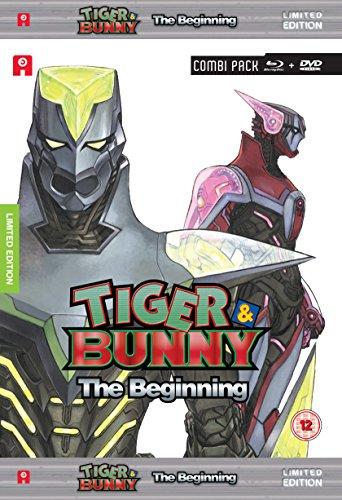 Tiger & Bunny-The Beginning [Blu-ray]