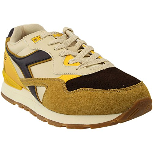Diadora N-92 Skateboarding Shoe, Marzipan Choco Brown, 8.5 M US