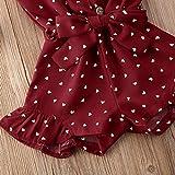 Toddler Baby Girl Clothes Self Tie Sleeveless