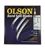 Olson 19293 Band Saw Blade 93-1/2'' Long x 3/8'' Wide .025'' Thick 4 TPI