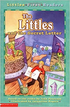 Littles and the Secret Letter (Littles First Readers, No. 6)
