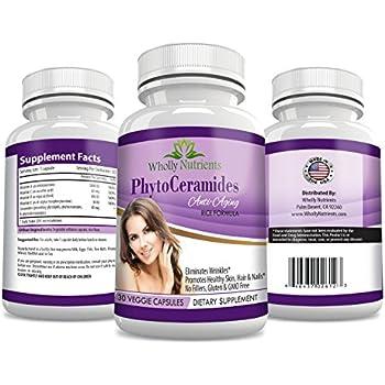 Amazon.com: Organic Phytoceramides Rice Based Vegan Anti