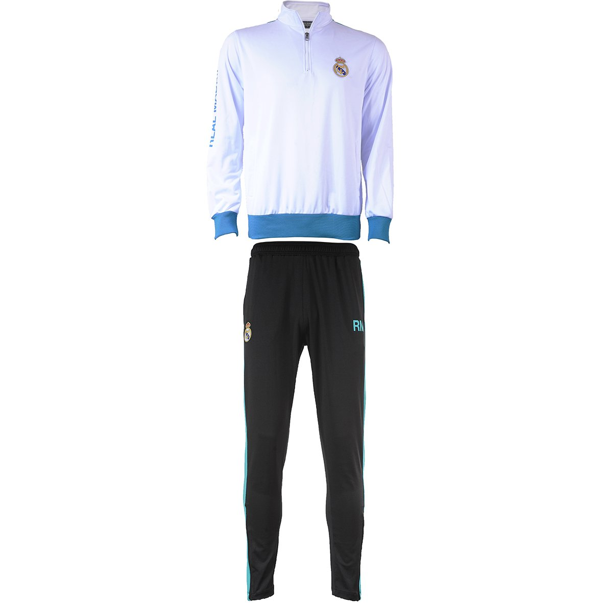 Real Madrid rma-sa-8001 BC B Set Trainingsanzug Unisex
