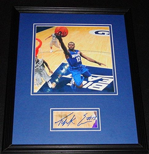 Signed Tyreke Evans Photo - Framed 11x14 Display Memphis B - Autographed NBA Photos (Tyreke Photo Evans)