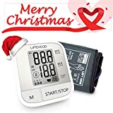 Blood Pressure Monitor – Clinically Accurate & Fast Reading, 60 Reading Memory Automatic