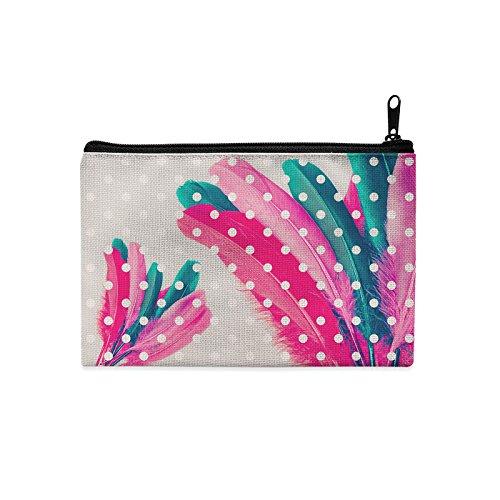WooHoo Girl - Make Up Bag -Dots