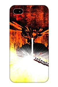 Ellent ipod touch 4 Case Tpu Cover Back Skin Protector Anime Bleach For Lovers