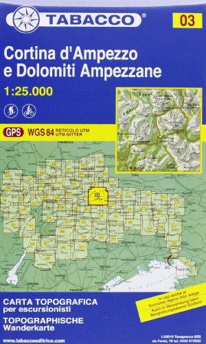 [READ] Tabacco Wandern 1 : 25 000 Cortina d`Ampezzo WORD
