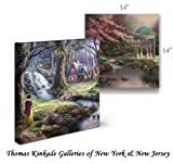 Thomas Kinkade Studios Lionel Santa's Special
