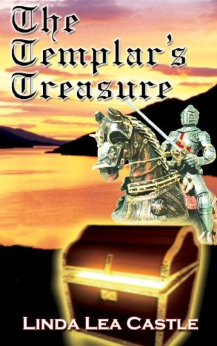book cover of The Templar\'s Treasure