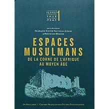 Espaces musulmans de la Corne de l'Afrique au Moyen Âge (Annales d'Éthiopie Hors-Série / Special Issues)