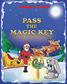 PASS THE MAGIC KEY by [Ybarra, Janice A. ]
