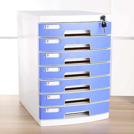 FPigSHS Archivadores de fichas Gabinetes para Archivos Caja de ...