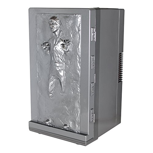 Star Wars Han Solo 12L 3D Mini Fridge